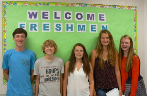 Freshmen first impressions