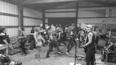 Olympia punk scene shows it's support for all-ages venues!