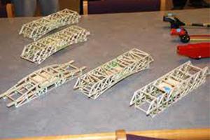 Science & Engineering Club Builds Bridges