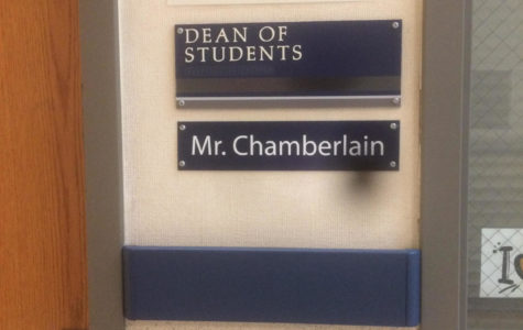 Mysterious Mr Chamberlain