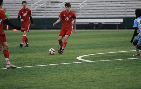 Having a Ball: Olympia Soccer is Back!