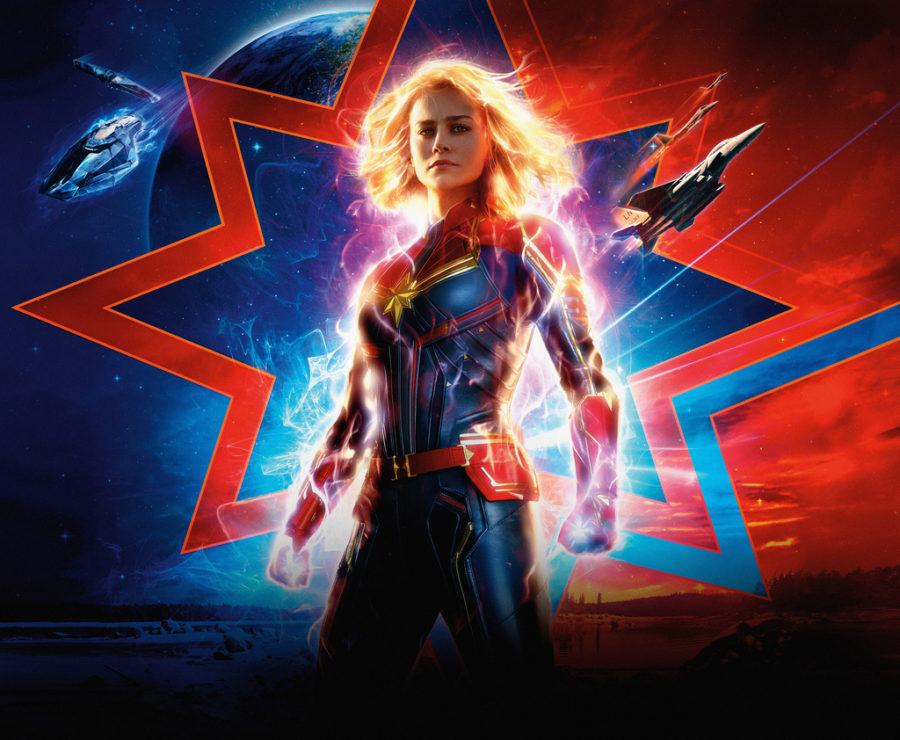 Captain Marvel: An Explosive Hit
