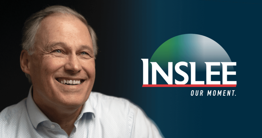 Jay Inslee is Gonna Do it!!: Where Jay Inslee's Campaign is now