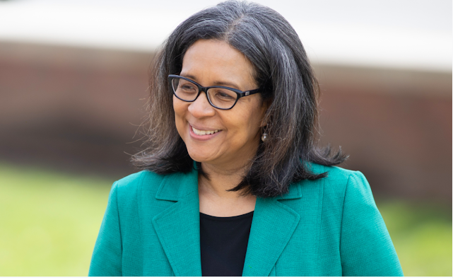 Washington's new congressional representative, Marilyn Strickland, from washingtonstatewire.com