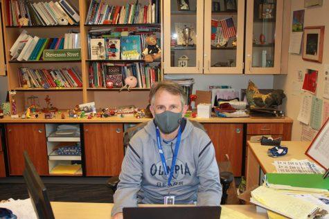 Matt Grant, principal at OHS.