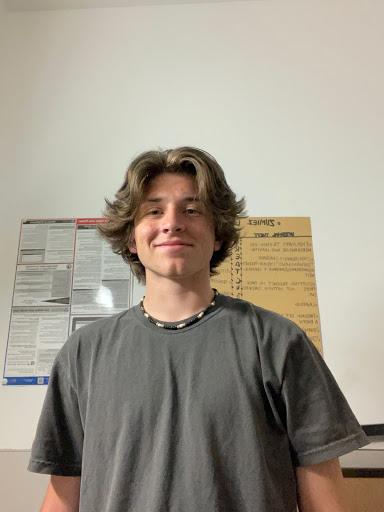 OHS Senior, Cole Burbidge.